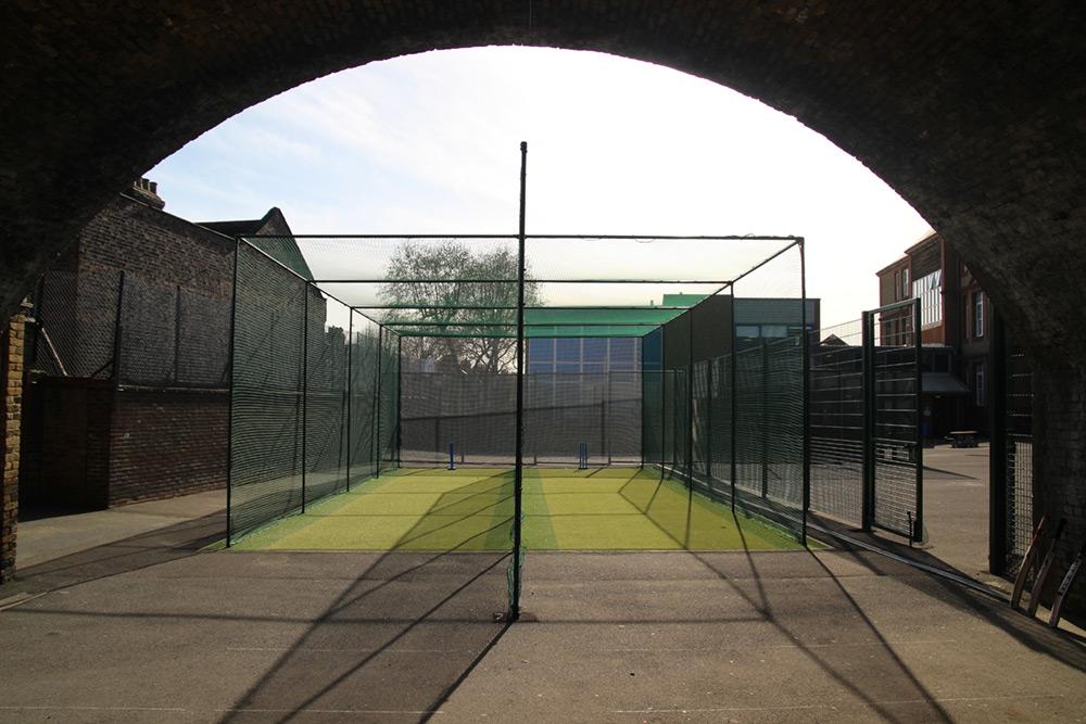 Cricket facilities S&C Slatter